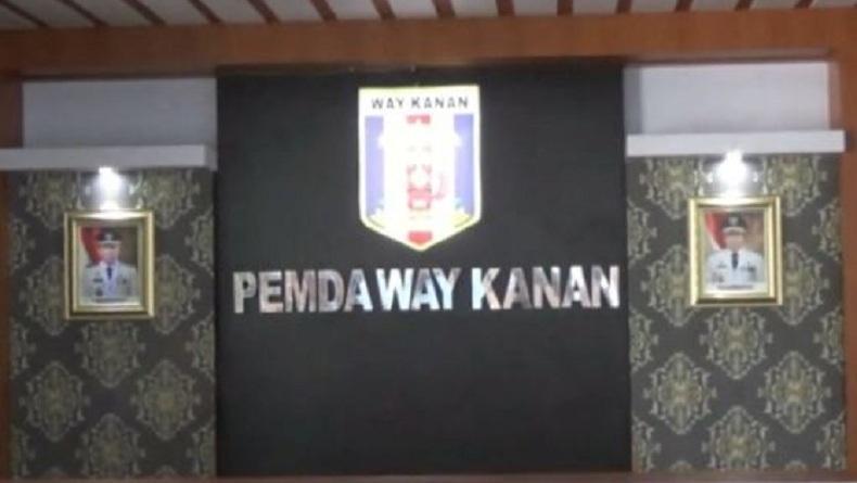 Wakil Bupati Way Kanan Edward Anthony Positif Covid-19