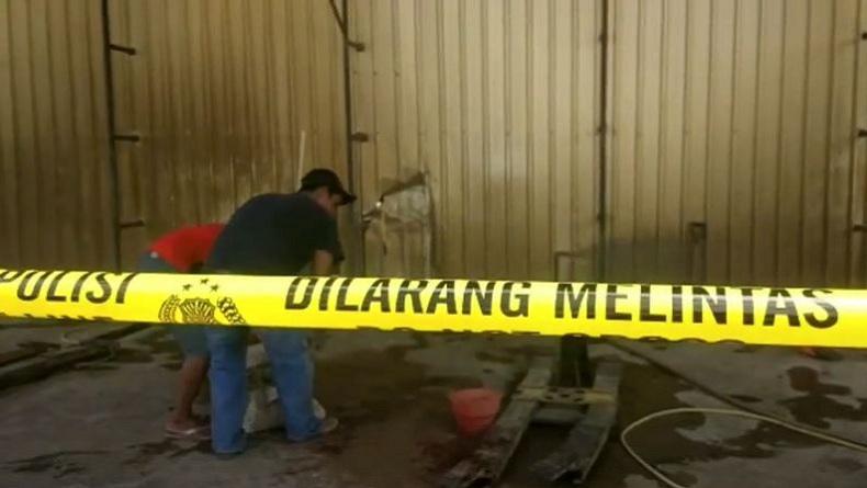 Tabung Salju Pencucian Mobil di Samarinda Meledak, 1 Orang Tewas