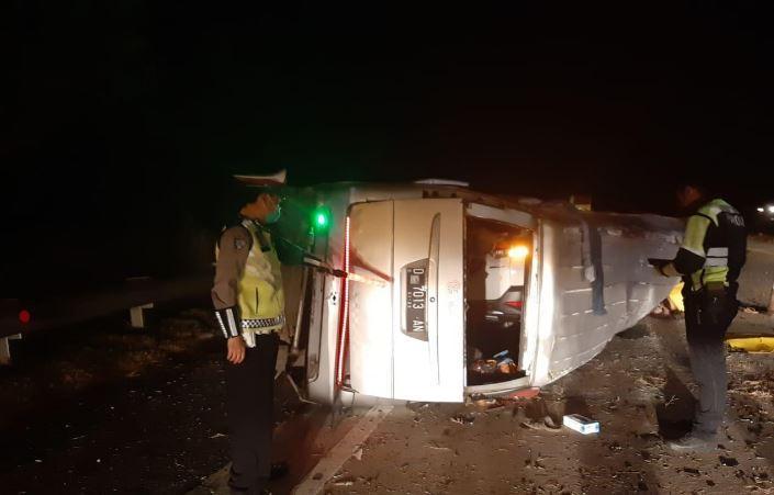 6 Korban Luka Kecelakaan di Tol Cipali Diizinkan Pulang dari Rumah Sakit