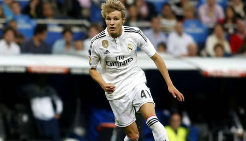 Zinedine Zidane Ingin Bawa Pulang Martin Odegaard