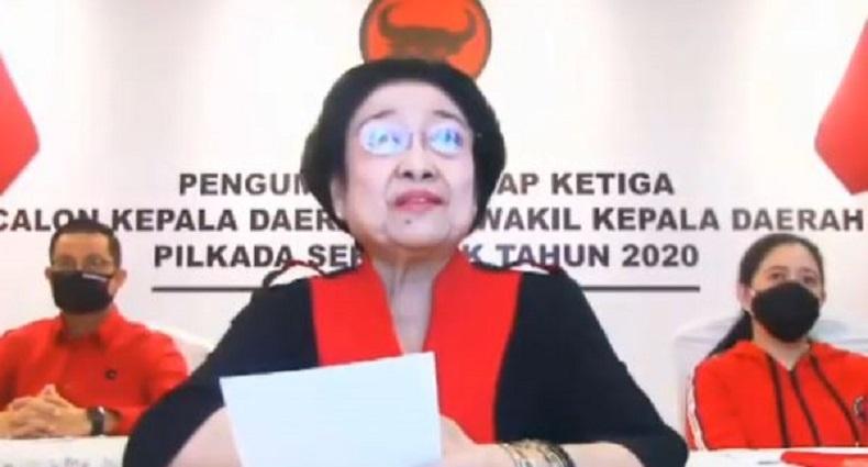 Daftar Lengkap 12 Calon Kepala Daerah Usungan PDIP di Sumut, Ada Menantu Jokowi