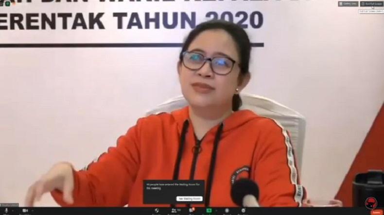 Sidang Tahunan, Ketua DPR Puan Maharani Akan Pidato Penanganan Covid-19