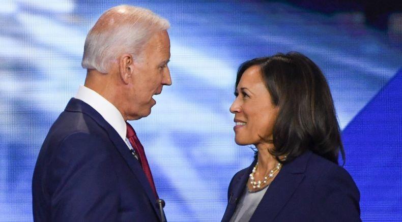 Joe Biden Tunjuk Perempuan Kulit Hitam Kamala Harris sebagai Calon Wakil Presiden AS