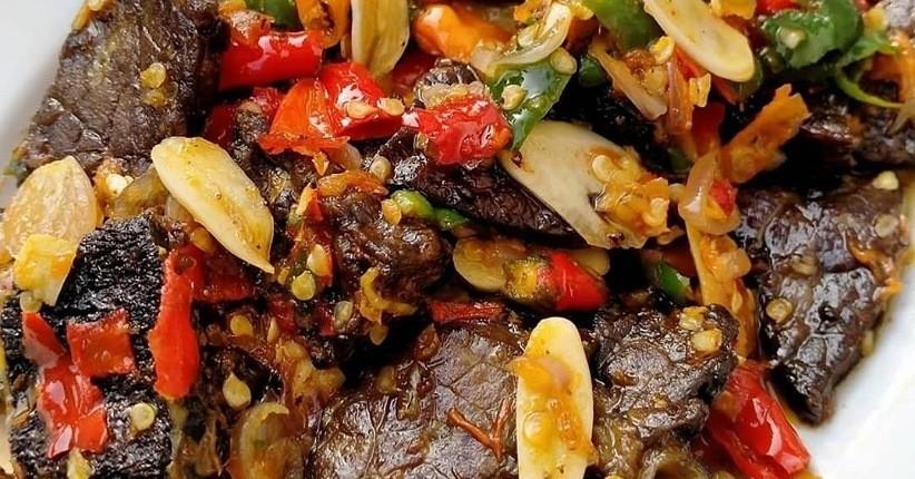 Cara Membuat Paru Batokok Khas Minang, Daging Empuk Dimasak Pakai Rempah