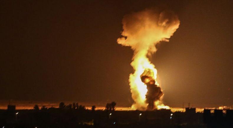 Balas Propaganda Hamas, Israel Kembali Lancarkan Serangan ke Wilayah Palestina
