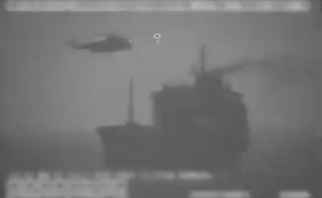 AS: Iran Bajak Kapal Tanker Minyak di Perairan Internasional Pakai Kekuatan Militer