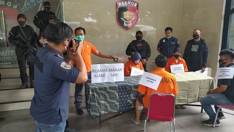 Pembunuhan Bos Roti di Bekasi, Polisi Reka 4 Adegan