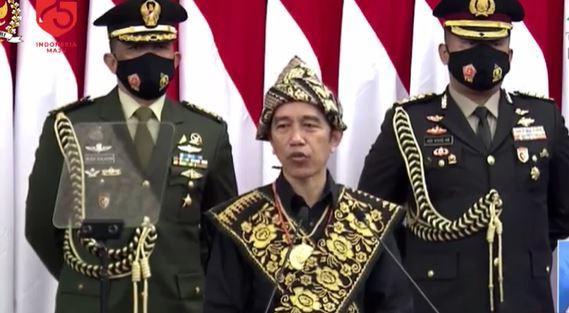 Dampak Corona, Jokowi : Pola Pikir dan Etos Kerja Harus Berubah