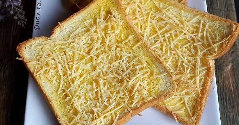 Ide Membuat Camilan Manis Bagelan, Bahannya Hanya Roti Tawar dan Susu