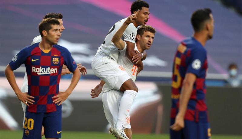 8 Rekor di Balik Kemenangan Telak Bayern Munchen, Nomor 2 Bikin Fans Barcelona Sakit Hati