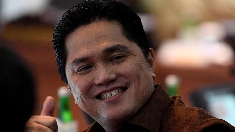 Erick Thohir Rombak Direksi Garuda Indonesia, Prasetio Jadi Direktur Keuangan
