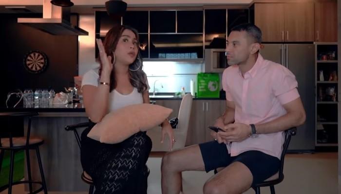Melaney Ricardo Ngobrol Seru dengan Didi Riyadi soal Perjuangan Bangun Channel YouTube
