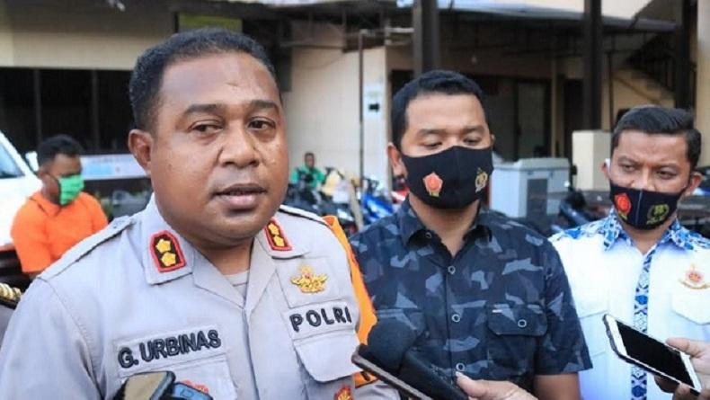 Diduga Bentuk Organisasi Separatisme, 12 Orang di Jayapura Diamankan Polisi