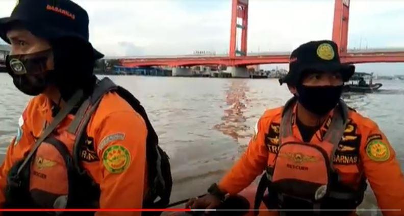 Tragis, Sepasang Kekasih di Palembang Nekat Terjun ke Sungai Musi