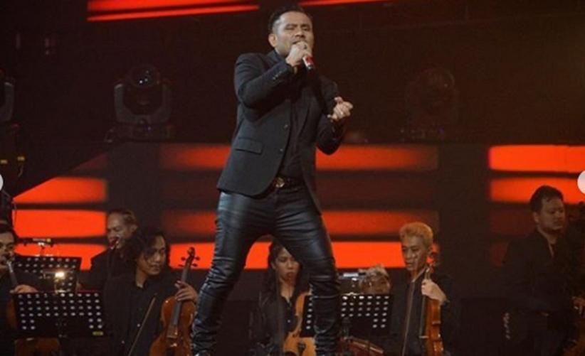 Merinding, Judika Bawakan Lagu Didi Kempot di RCTI 31 Anniversary Celebration