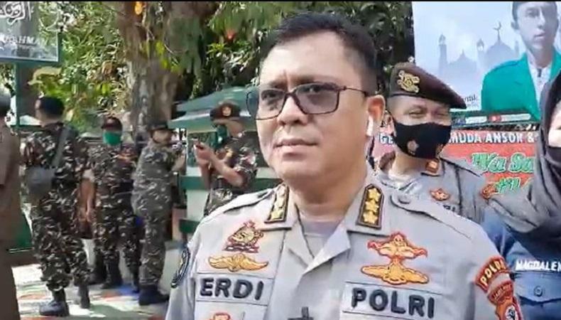 Polisi Kembali Tangkap 2 Peneror Bom Molotov Kantor PDIP, Ini Peran Pelaku