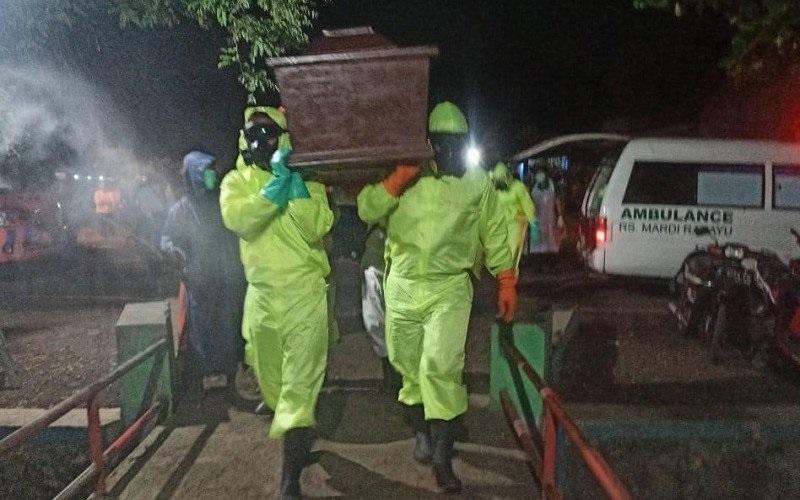 Bali Catat Tambahan 3 Kasus Kematian akibat Covid, Total 346 Meninggal