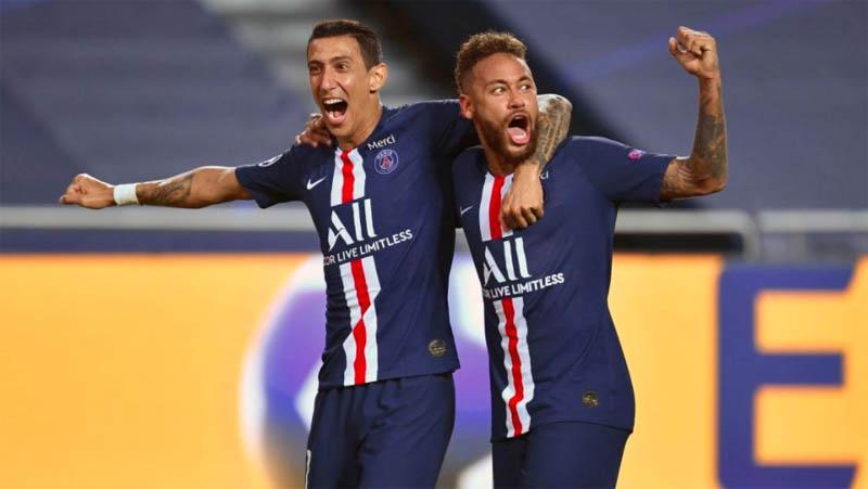 Neymar dan Di Maria Bujuk Messi Pindah ke PSG