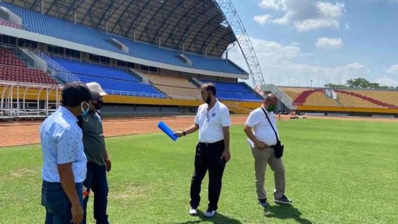 Pastikan Kesiapan Piala Dunia U-20, Tim Teknik PSSI Kunjungi Palembang