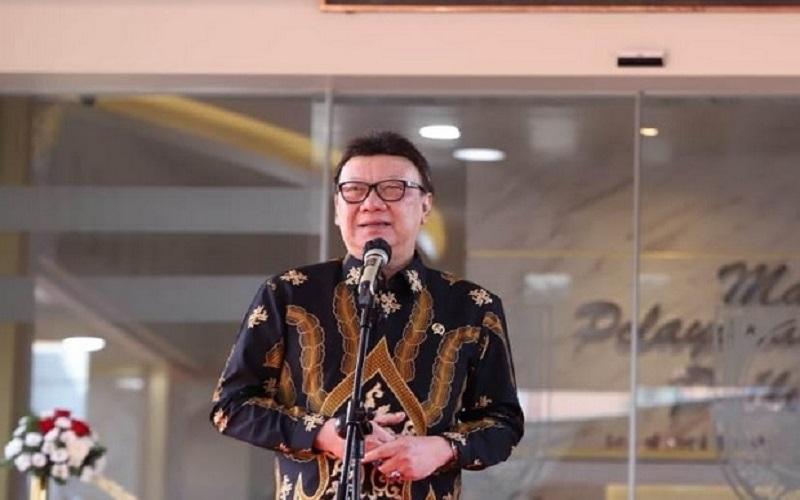 SKT FPI Habis Sejak 2019, Ini Kata Tjahjo Kumolo