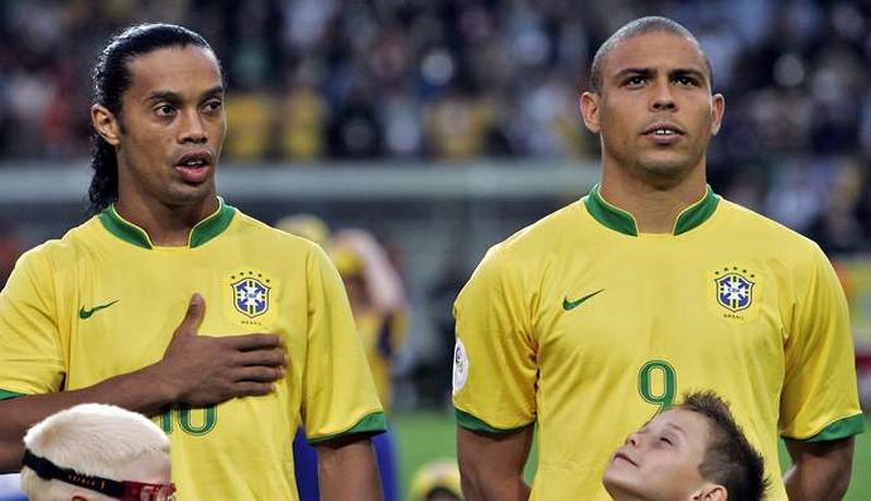 Jarang Orang Tahu, Ini Pemain yang Ditakuti Ronaldo dan Ronaldinho