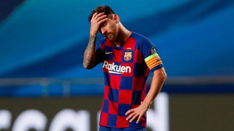 Lionel Messi Murka Selalu Disalahkan di Barcelona