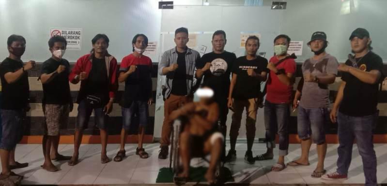 Kabur saat Ditangkap, DPO Kasus Pembunuhan Ditembak Polresta Manado