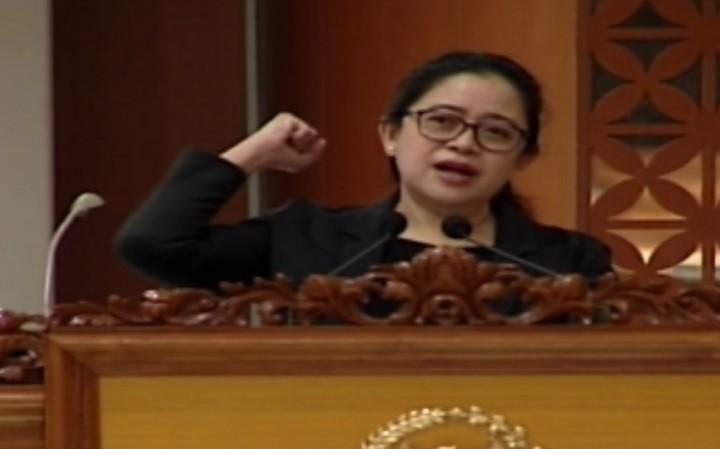 Puan Maharani: DPR Baru Selesaikan 7 dari 248 RUU Prolegnas