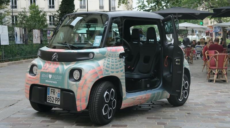 Harga Rp100 Jutaan Kendarai Mobil Listrik Ini Tak Perlu Punya Sim Dan Bisa Disewa