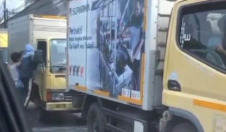 Viral Pemalakan kepada Sopir di Pluit, Polres Jakut Turun Tangan