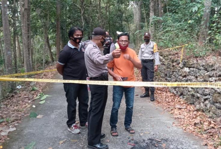 Motif Pembakaran Janda di Kulonprogo Diduga Asmara, Polisi Buru Pelaku