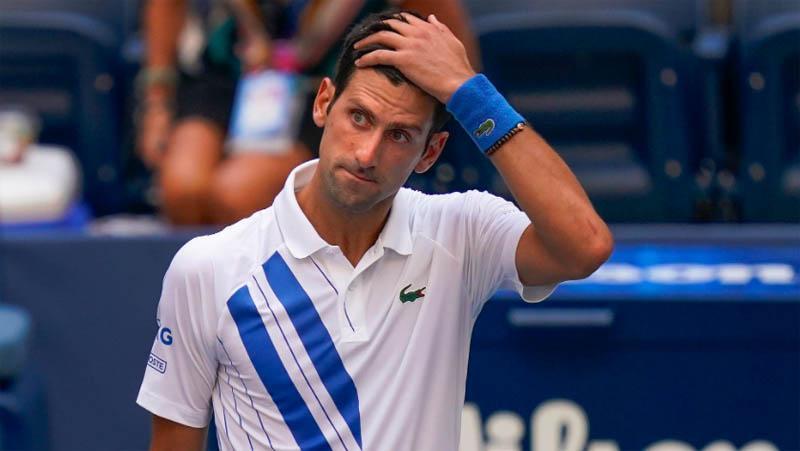 Novak Djokovic Mundur dari Paris Masters 2020, Ini Alasannya