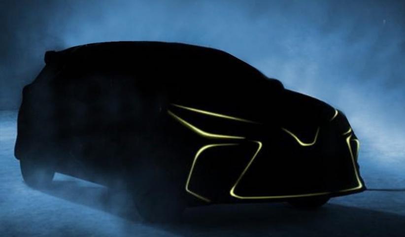 Gambar Teaser Tersebar, Toyota Yaris Hatchback Terbaru Meluncur Hari Ini