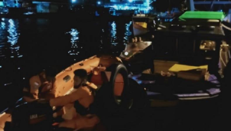 2 Korban Kapal Terbakar di Kalbar Ditemukan Meninggal Dunia