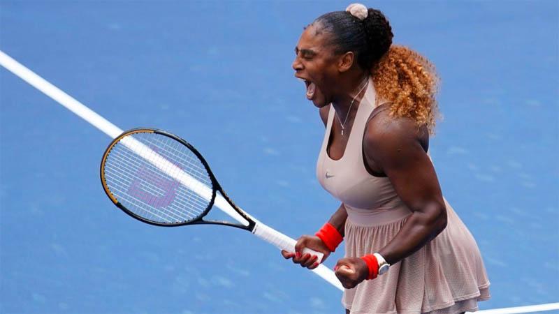Serena Williams Melaju ke Perempatfinal US Open 2020