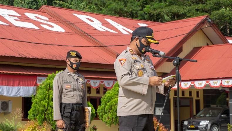 3 Anggota Polres Raja Ampat Dipecat, Kapolres: Mereka Merugikan Negara