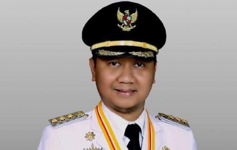 Agung Ilmu Mangkunegara Resmi Dipecat Mendagri sebagai Bupati Lampung Utara