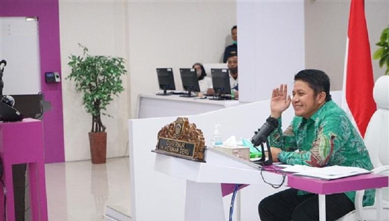 Herman Deru Terpilih Jadi Gubernur Paling Populer dari Pulau Sumatera