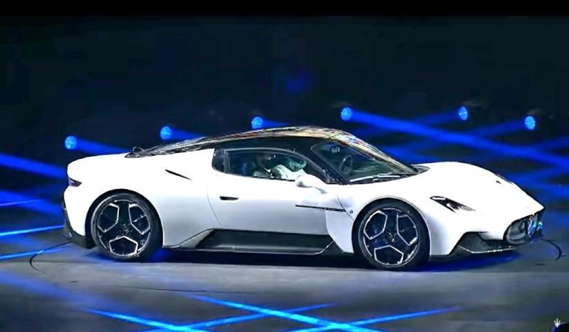 Ada Mobil Listrik Grand Turismo, Ini Alasan Maserati MC20 Meluncur Lebih Dulu