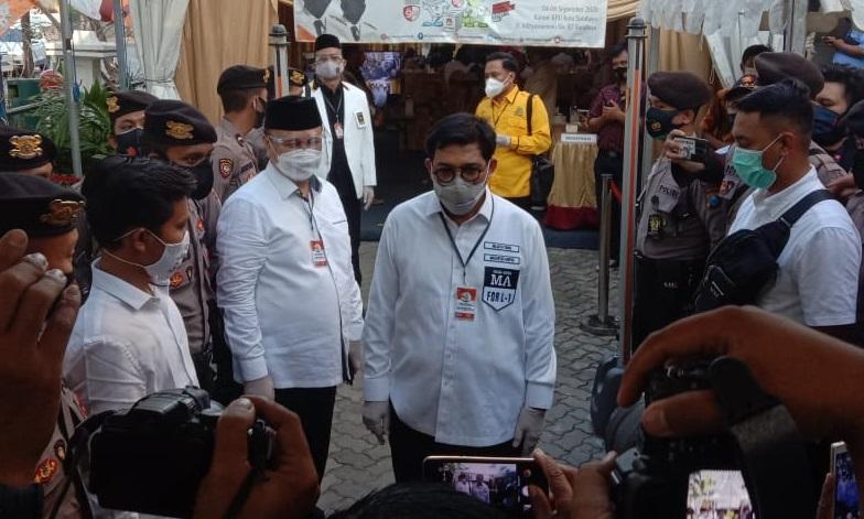Positif Covid-19, Bakal Calon Wali Kota Surabaya Ini Siap Donorkan Plasma Darah