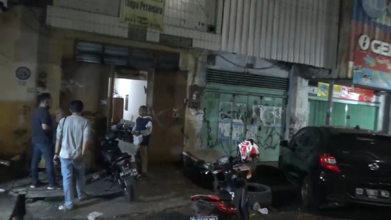 Aksi Maling Motor di Makassar Terekam CCTV, Pelaku Sudah Lama Incar Korban