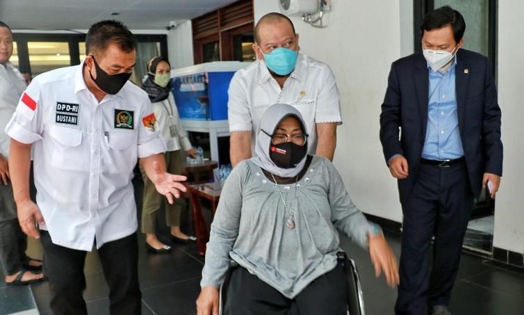 Ketua DPD La Nyalla Ajak Senator Advokasi 3 Hak Penyandang Disabilitas