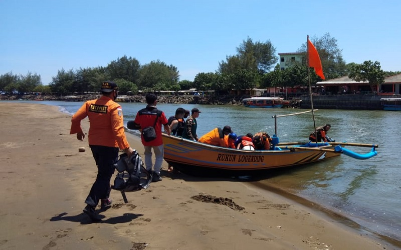 Pantai Logending Kebumen Kembali Telan Korban, 1 Nelayan Hilang Tenggelam