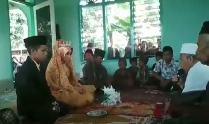 Sejoli ABG Dipaksa Menikah  di Lombok Tengah, Kadus: Sudah Dimediasi tapi Gagal