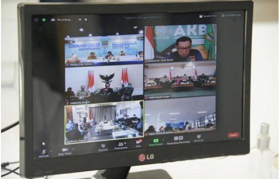Bodebek Berlakukan PSBM, Dukung PSBB Jakarta