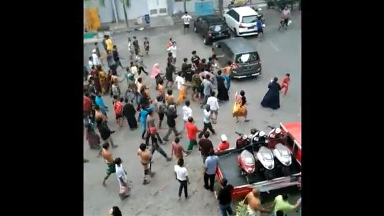 Maling Motor di Rusun, Pemuda Surabaya Ini Nyaris Meregang Nyawa