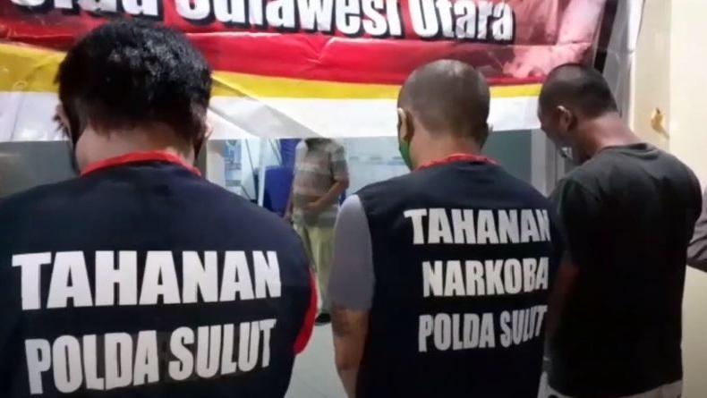 Polisi Tembak Mati Pengedar Obat Keras di Manado