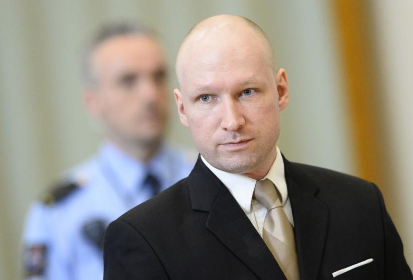 Anders Breivik, Teroris Pembantai 77 Orang di Norwegia Ajukan Bebas Bersyarat