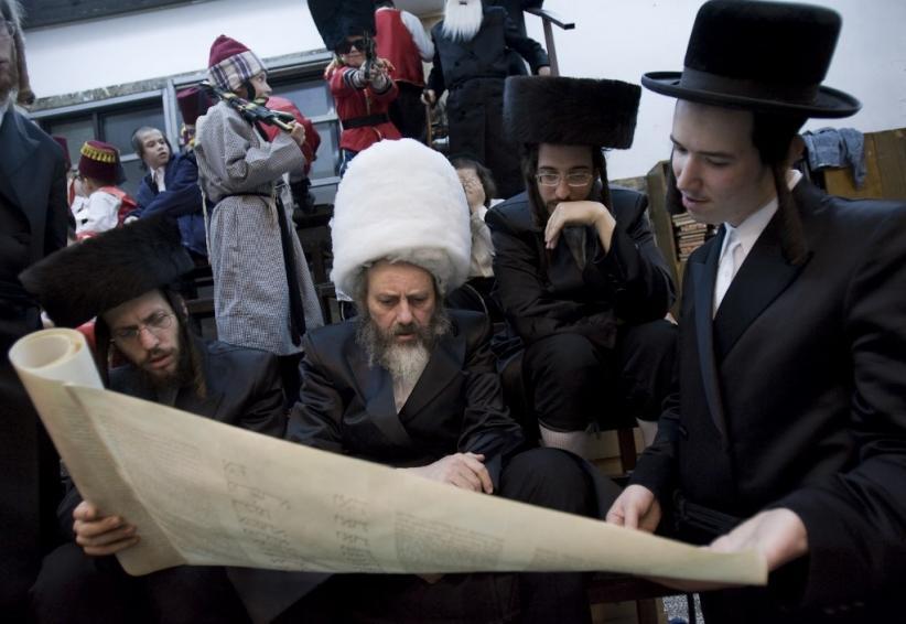 1.000 Yahudi Dilarang Masuk Ukraina, Ada Apa?