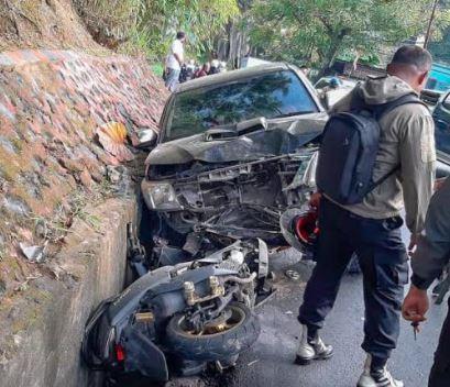 Kronologi Mobil Wabup Yalimo Tabrak Bripka Christin Hingga Tewas di Jayapura
